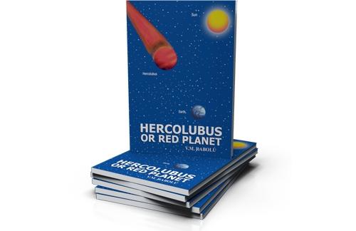 Livro Grátis - Hercolubus o Planeta Vermelho