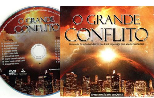 dvd gratis o grande conflito