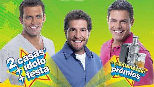 promoção delícia 2009