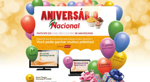 aniversario nacional 2011