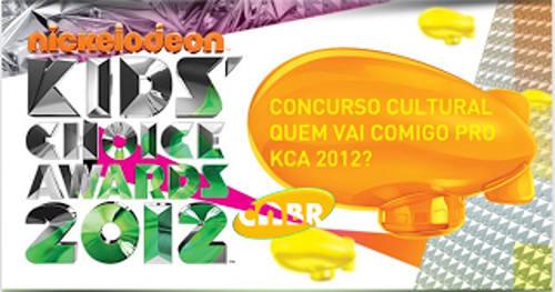 concurso cultural quem vai comigo no kca 2012