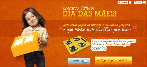 lojas taqi concurso cultural mães