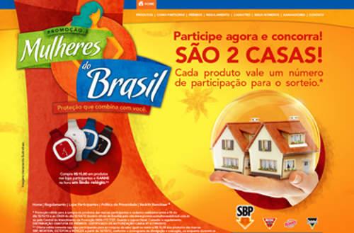 promoção mulheres do brasil