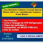 Promoção – Concorra a um Liquidificador ou Batedeira!