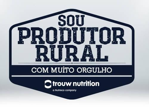 adesivo produtor rural