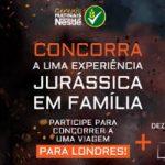 Promoção Nestlé 2018 – Jurassic World Reino Ameaçado