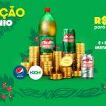 Promoção Guaraná Antarctica Patrimônio do Brasil