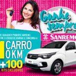 Promoção Ganhe Sempre com a Sanremo