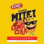 Promoção Mitei com Conti Cola