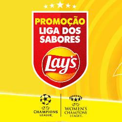 Promoção Liga dos Sabores Lay's